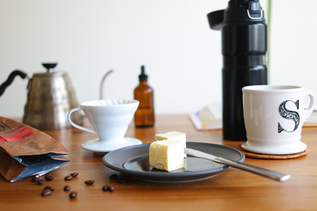 Make Butter Coffee