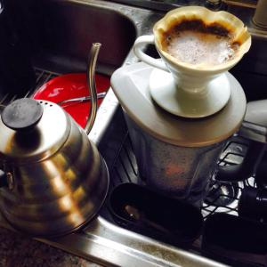 CoffeeBrewingSetUp