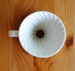 Hario Ceramic White Filter Cup
