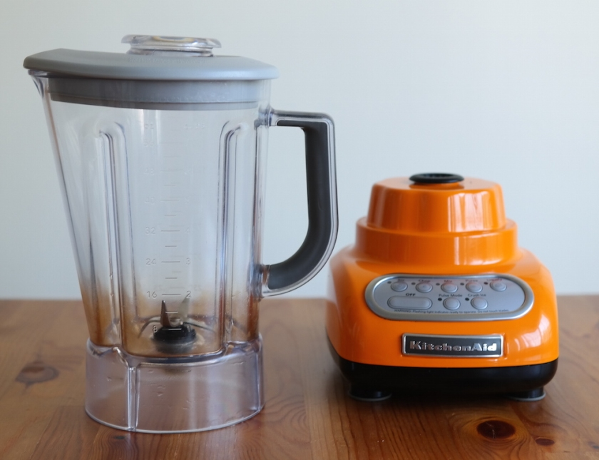 KitchenAid Blender Tangerine