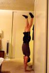 Handstand Powerlifting 6