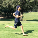 Running Form Landing Foot 2