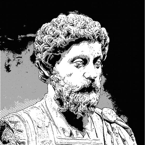 NL 21 Marcus Aurelius The Brilliant Beast Blog.JPG