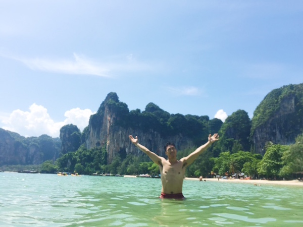 NL 89 Railay West Beach The Brilliant Beast Blog