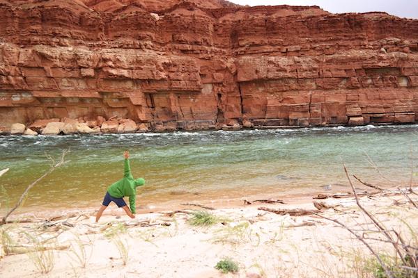 NL 151 Triangle Pose Yoga The Brilliant Beast Blog.jpg